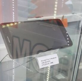 "Alcatel Pixi 4 6"" Dual Sim Android Phone UNLOCKED"