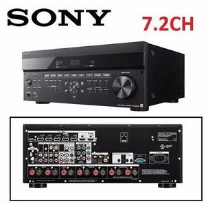 REFURB* SONY 7.2 CH 4K AV RECEIVER  B - 7.2 CHANNEL Home Theatre AV Receiver ELECTRONICS HOME ENTERTAINMENT 97491246