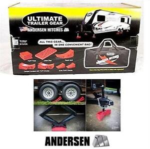 NEW AH ULTIMATE TRAILER GEAR BAG ANDERSEN HITCHES - DUFFLE BAG - RV CAMPER TRAILER PARTS RECREATIONAL VEHICLE  75199717