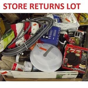 203 AS IS CONSUMER GOODS W/MANIFEST STORE RETURNS NO WARRANTY 79208872