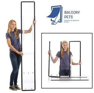 NEW OB APARTMENT MODULAR PET DOOR for Sliding Glass Doors pet supplies