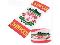 Liverpool FC Football Fans Face Mask Bandana Baraclava Scarf Free Shipping