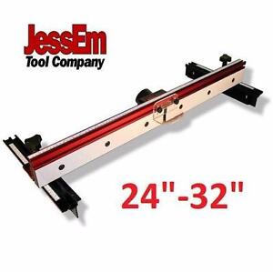 NEW JESSEM ROUTER TABLE FENCE   Mast-R-Fence II Router Table Fence HOME IMPROVEMENT WOODWORKING MACHINE 96637549