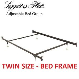 Twin bed frame - Never used.