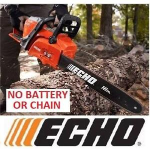 """NEW* ECHO 16"""" CORDLESS CHAINSAW CCS-58V4AH 136225255 58-VOLT LITHIUM-ION BRUSHLESS"""
