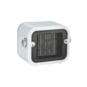 NEW: Mainstays Thermostat Ceramic Heater (White OR Blue) - $30 e