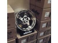 """17"""" Whistler KR1 9j 5x100"""