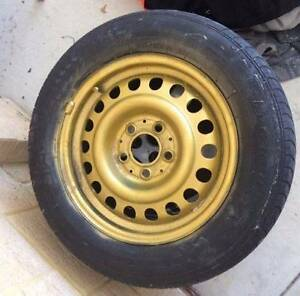 205/60 R15 Spare tyre to suite most vehicles in as new condition Balga Stirling Area Preview
