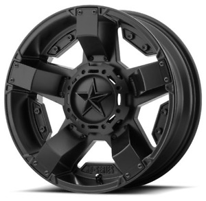 KMC WHEELS by Wheelpros/MSA ATV TIRE NATION XS811 Rockstar II