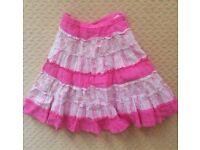 *** TIGERLILY Designer skirt age 3-4 years ***