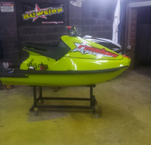 Yamaha Wave Blaster (full custom) | Jet Skis | Gumtree Australia