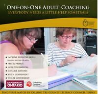 FREE Private One-on-One Tutoring