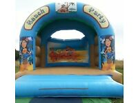 For Sale - AJL 15' x 15' Adult Commercial Grade Bouncy Castle
