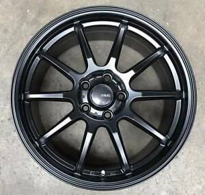"""Japanese Inter-Milano P010 17"""" Wheel + Tyre Package Mitcham Whitehorse Area Preview"""