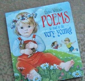 Eloise Wilkin's = POEMS to Read to the Very Young