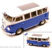 Modellautos VW Bus