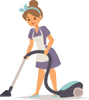 Professional housekeeper available