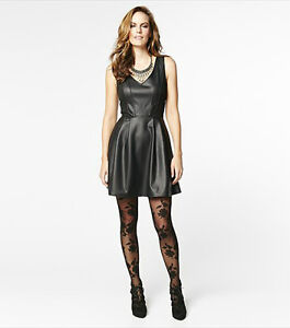 Faux Leather Dress - Great for Holiday Parties London Ontario image 1