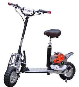 stand up gas scooter 49cc