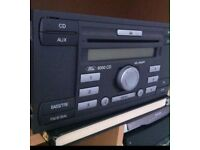 Ford cd stereo