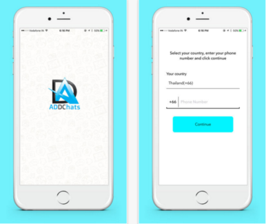 i will design and develop excellent chat app