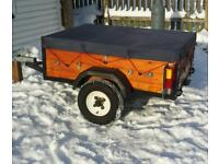 4ft x3ft x20inch trailer