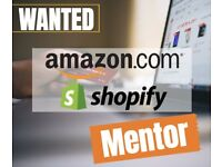 Amazon Shopify Mentor WANTED
