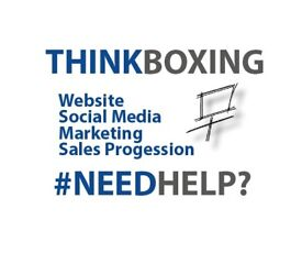 Website, Social Media, Marketing and Sales Progression