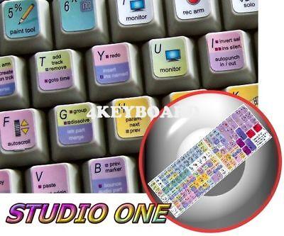 Studio One keyboard sticker