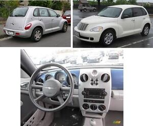 2007 Chrysler PT Cruiser Sedan