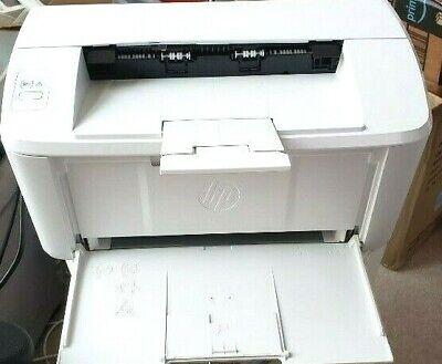 USED- HP Laserjet Pro M15A Monochrome LASER Printer -  FREE SHIPPING