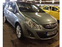 Vauxhall Corsa 1.4 i 16v SE Automatic Auto 2 YEARS WARRANTY not ford toyota honda peugeot vw citroen