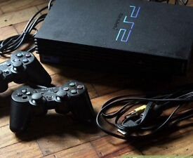 PlayStation 2 mint condition..