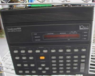 Iotech Analyzer488 Ieee 488 Bus Analyzer. 2000 Lp