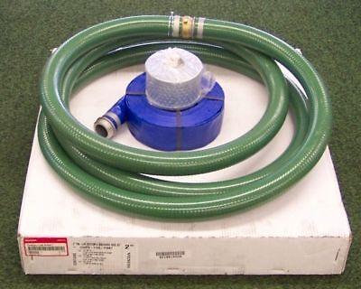 2 Portable Water Pump Hose Kit Fits Honda