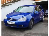 2004 1.4 MK5 petrol Golf in excellent condition *11months MOT* (not bora,jetta,polo,mini,leon