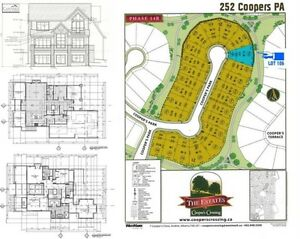 LAST LOT in COOPERS PARK - AIRDRIE AB