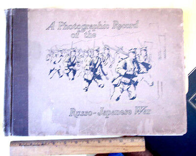 A Photographic Record Of The Russo Japanese War 1905 James H  Hare Illust