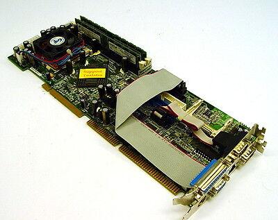 Rocky 3705ev R4 Industrial Sbc Single Board Computer 512mb Ram
