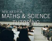 Science and Maths Tutoring - Sydney Liverpool Liverpool Area Preview