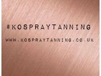 K.O SprayTanning - Sienna X from £15 - Mobile