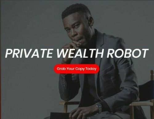 Private Wealth Robot EA - A1 Forex Expert Advisor - $600 RRP - Unlimited Version