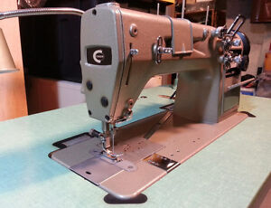 Industrial Sewing Machine - Consew Model 326