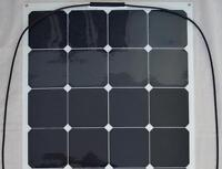 50 watt Ultra Thin, flexible solar panel package