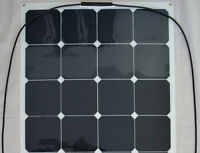 Flexible solar panels for boats, RV's and more!