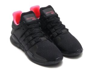 Adidas EQT Black and Pink BRAND NEW SIZE 10 - HARD TO FIND