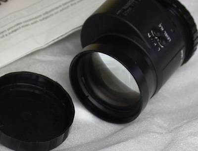 New Security Video 75mm Tv Camera Lens Long R