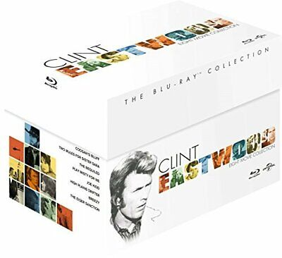 Clint Eastwood - The Blu-ray (The Danish Collection)