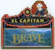 El Capitan Pin