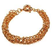18ct Solid Gold Bracelet